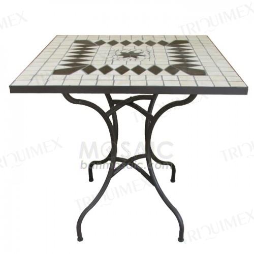 Square Ceramic Mosaic Table Top