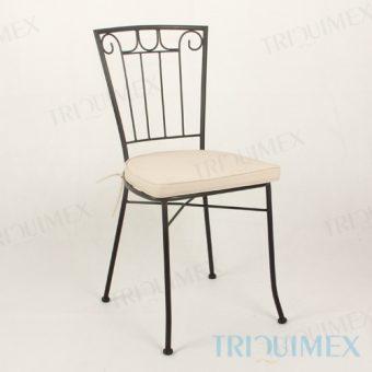 Wrought Iron Chair for Garden