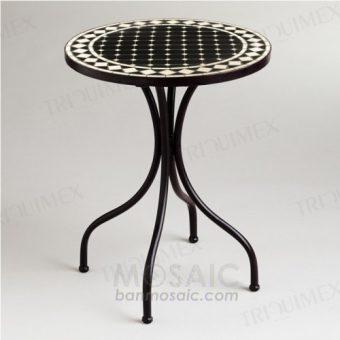 Iron Outdoor Bistro Table Pedestal Base