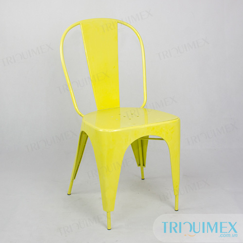 Powder Coated Replica Tolix Chair