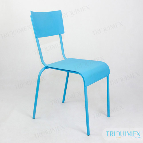 Iron Dining Chair Made by Triquimex