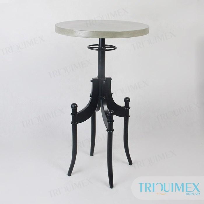 Vietnam lightweight concrete furniture manufacturer Triquimex