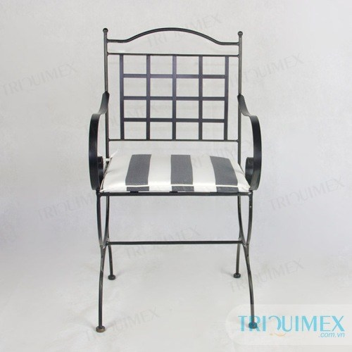 Ceramic Mosaic And Wrought Iron Products For Outdoor Triex